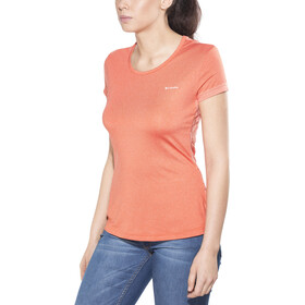Columbia Peak to Point Novelty SS Shirt Damen zing